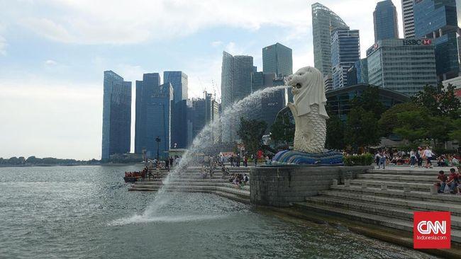 Singapura Bantah Keberadaan Buron Kasus Korupsi Kondensat