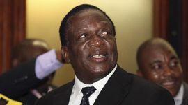 Mnangagwa, 'Si Buaya' Dilantik Jadi Presiden baru Zimbabwe