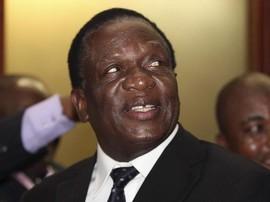 Presiden Zimbabwe Selamat dari Percobaan Pembunuhan