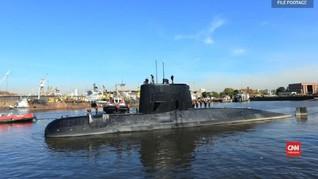 Kapal Selam Argentina yang Hilang Dilaporkan Korsleting