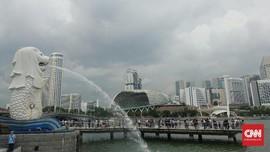 Imbas Virus Corona, Singapura Pangkas Proyeksi Laju Ekonomi