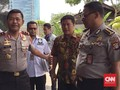 Kapolda Metro Jaya Temui Pemimpin KPK