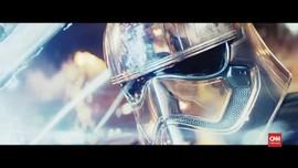 VIDEO: 'The Last Jedi' Diprediksi Raup Untung Saat Rilis