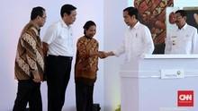 Presiden 'Acak-acak' Lima Grup Besar Partai Golkar