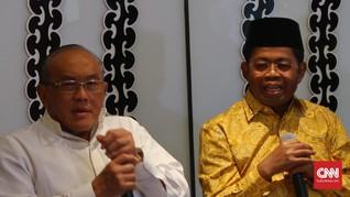 Idrus Klaim Pertemuan DPD Besok Bukan untuk Redam Munaslub