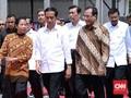 Survei: Masyarakat Terbilang Puas atas Pembangunan ala Jokowi