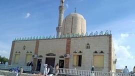 Kronologi Serangan Teror ke Masjid di Mesir