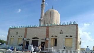 Masjid di Mesir Diserang Saat Salat Jumat, Dunia pun Mengutuk