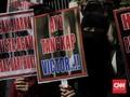 Pendemo Ancam 'Jemput Paksa' dan Aksi Bela Islam untuk Viktor