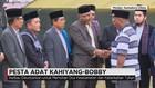 Rangkaian Acara dalam Prosesi Adat Kahiyang - Bobby