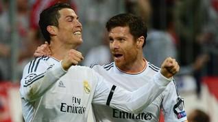 Xabi Alonso Bingung dengan Siulan Suporter Real Madrid