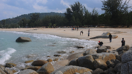 Belitung Bidik Masuk Zonasi Geopark Global