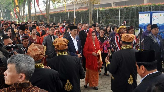 Jokowi soal Dinastik Politik: Cari Partai Juga Masih Sulit