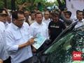 Taksi Online Berstiker Diusulkan Lolos Ganjil-Genap