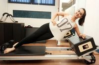 Untungnya, Chhillar memang hobi olahraga sejak dulu. Salah satu olahraga yang ia jalani adalah pilates.