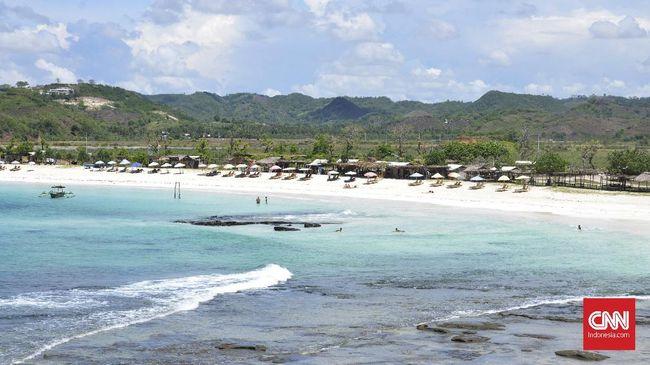 Menjejak Lombok Demi Mandalika