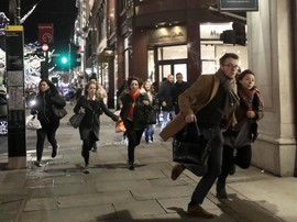 Polisi: Insiden Oxford Street London Bukan Terorisme