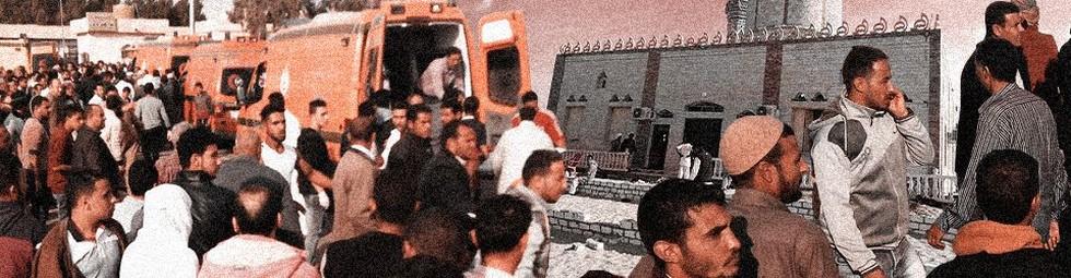 Tragedi Bom di Sinai Utara