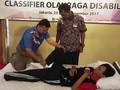 Kemenpora Siapkan Classifier Demi Asian Para Games 2018