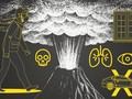 Cara-cara Menghadapi Bahaya Abu Vulkanik