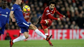 Liverpool Diimbangi Chelsea di Anfield