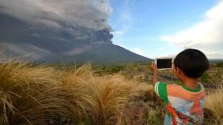 Imbas Gunung Agung, Operator Sebut Layanan Telko Masih Normal