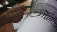 Gempa Magnitudo 2,8 Guncang Deli Serdang