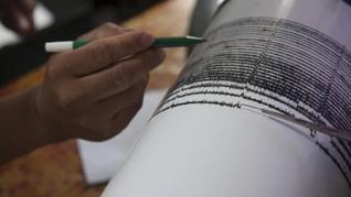 Gempa Bumi 3,2 SR Guncang Maluku