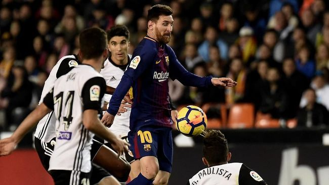Presiden La Liga: Gol Messi Dilihat Seluruh Dunia