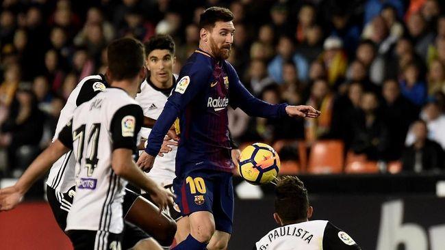 Meme Lucu Gol Hantu Lionel Messi
