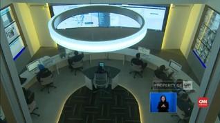 VIDEO: Melihat Kecanggihan Pusat Kendali Lantas di Surabaya