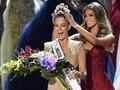 Demi-Leigh Nel-Peters dari Afrika Selatan, Miss Universe 2017