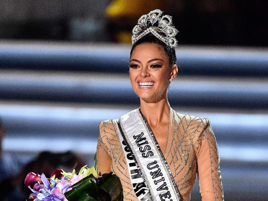Foto: Ini Pemenang Miss Universe 2017, Demi-Leigh Nel-Peters