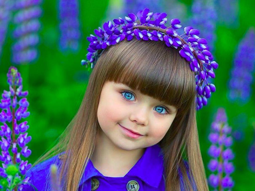 Gemas Banget! 10 Gadis Kecil Ini Dianggap Paling Cantik di Dunia