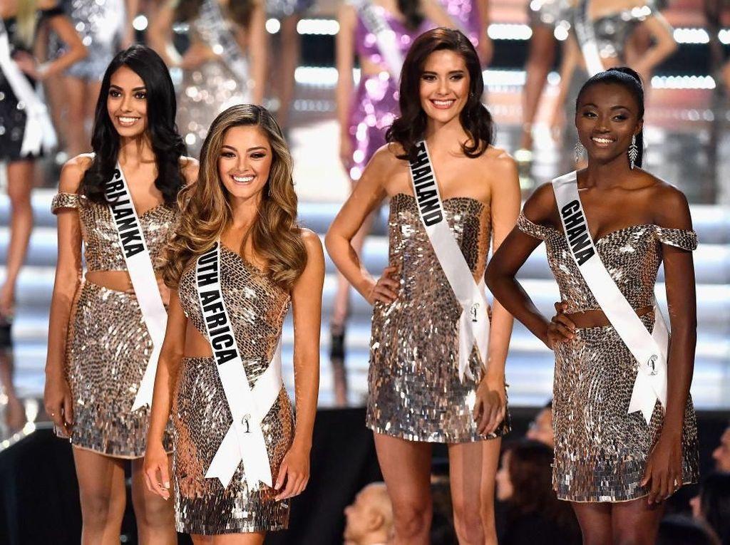 Foto: Deretan Wanita Cantik yang Masuk 16 Besar Miss Universe 2017