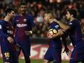 Jordi Alba Soal Gol Hantu Messi: Kesalahan Wasit Fatal