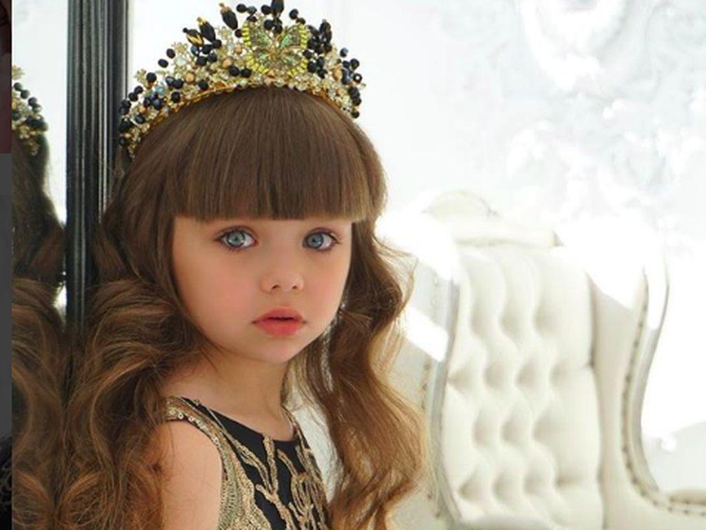 Foto: Para Gadis Cilik yang Disebut Tercantik di Dunia