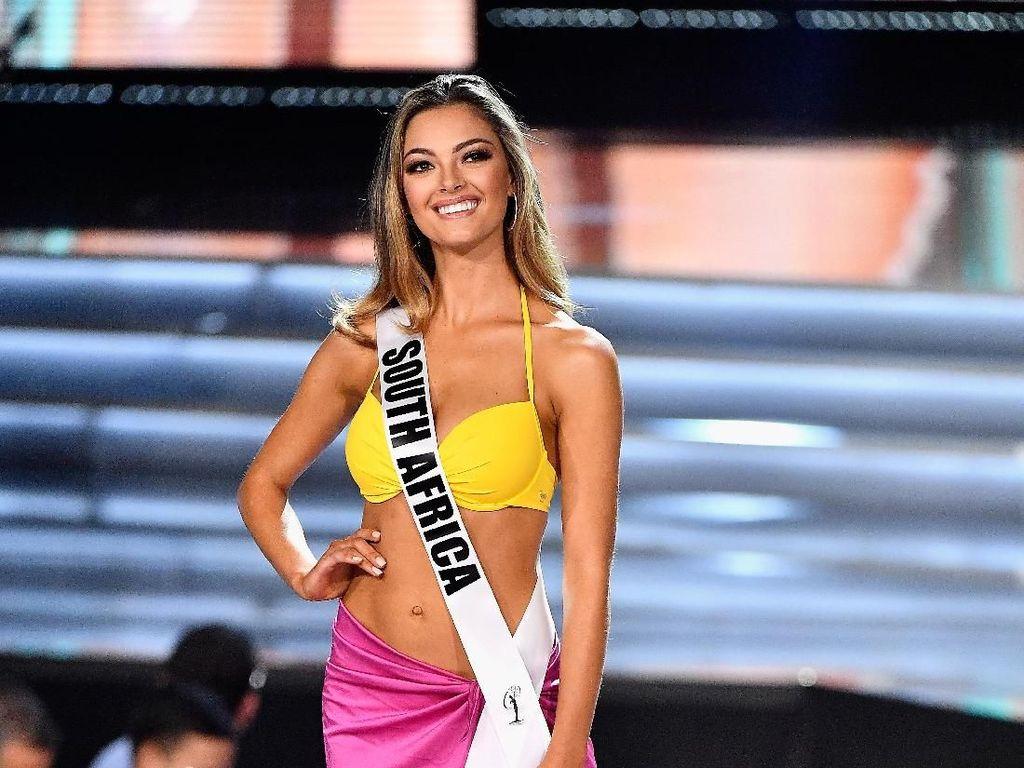 Foto: Warna-warni Baju Renang Seksi Finalis Miss Universe 2017