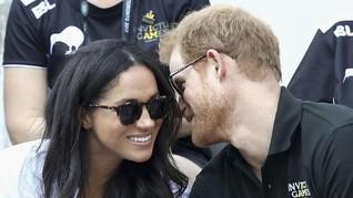 Gelar Bangsawan Meghan Markle usai Nikahi Pangeran Harry