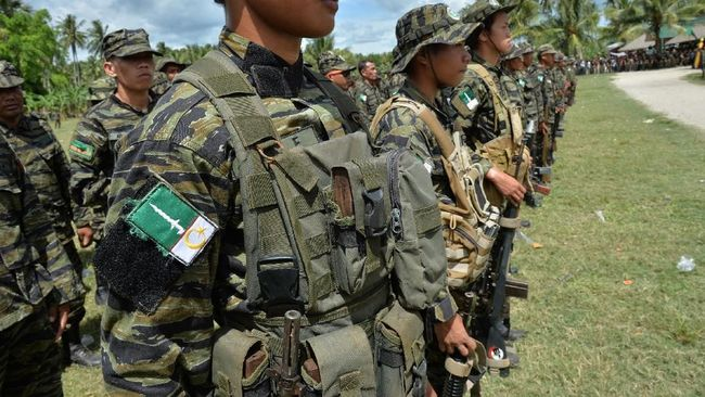 Kristen dan Muslim Tuntut Filipina Damai dengan Pemberontak