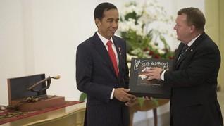 Lars Ulrich 'Metallica' Semringah Kadonya Diterima Jokowi