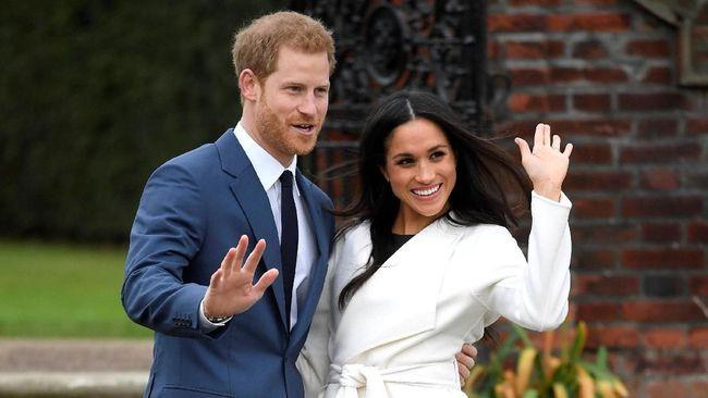 Meghan Markle Diundang Kerajaan Inggris saat Natal
