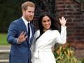 Pangeran Harry dan Meghan Markle Tampil Perdana Pascatunangan