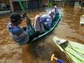 Sungai Cikapundung Meluap, Tiga Kecamatan di Bandung Terendam