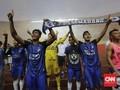 FOTO: Drama PSIS Semarang Promosi ke Liga 1