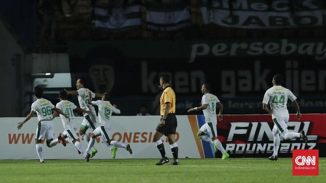Persebaya Surabaya Juara Liga 2 Usai Kalahkan PSMS Medan