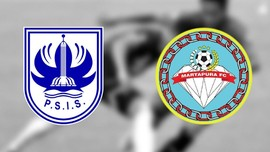 PSIS vs Martapura FC Imbang di Babak Pertama