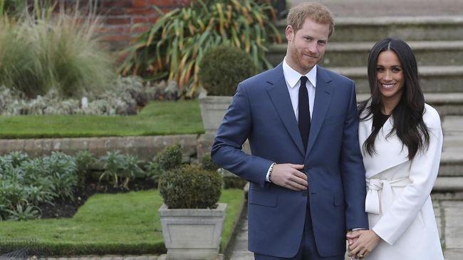 Pangeran Harry-Meghan Markle Diduga Ribut soal Janji Pranikah