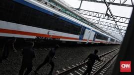 Waktu Tempuh Kereta Jakarta-Surabaya Dijamin Hanya 5,5 Jam