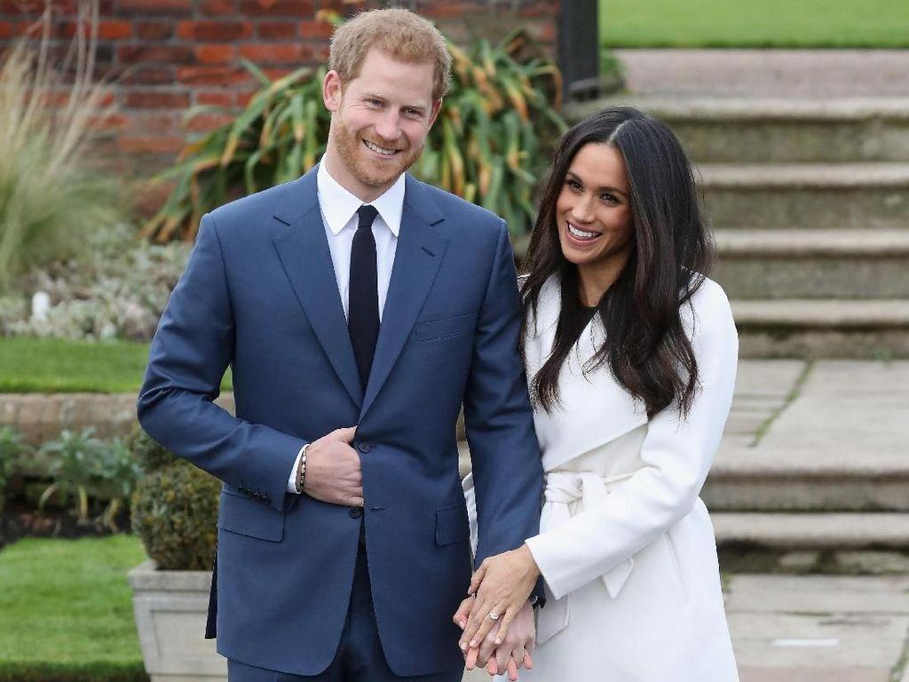 Jelang Royal Wedding, Meghan Markle Pakai Anting Rp 169 Juta